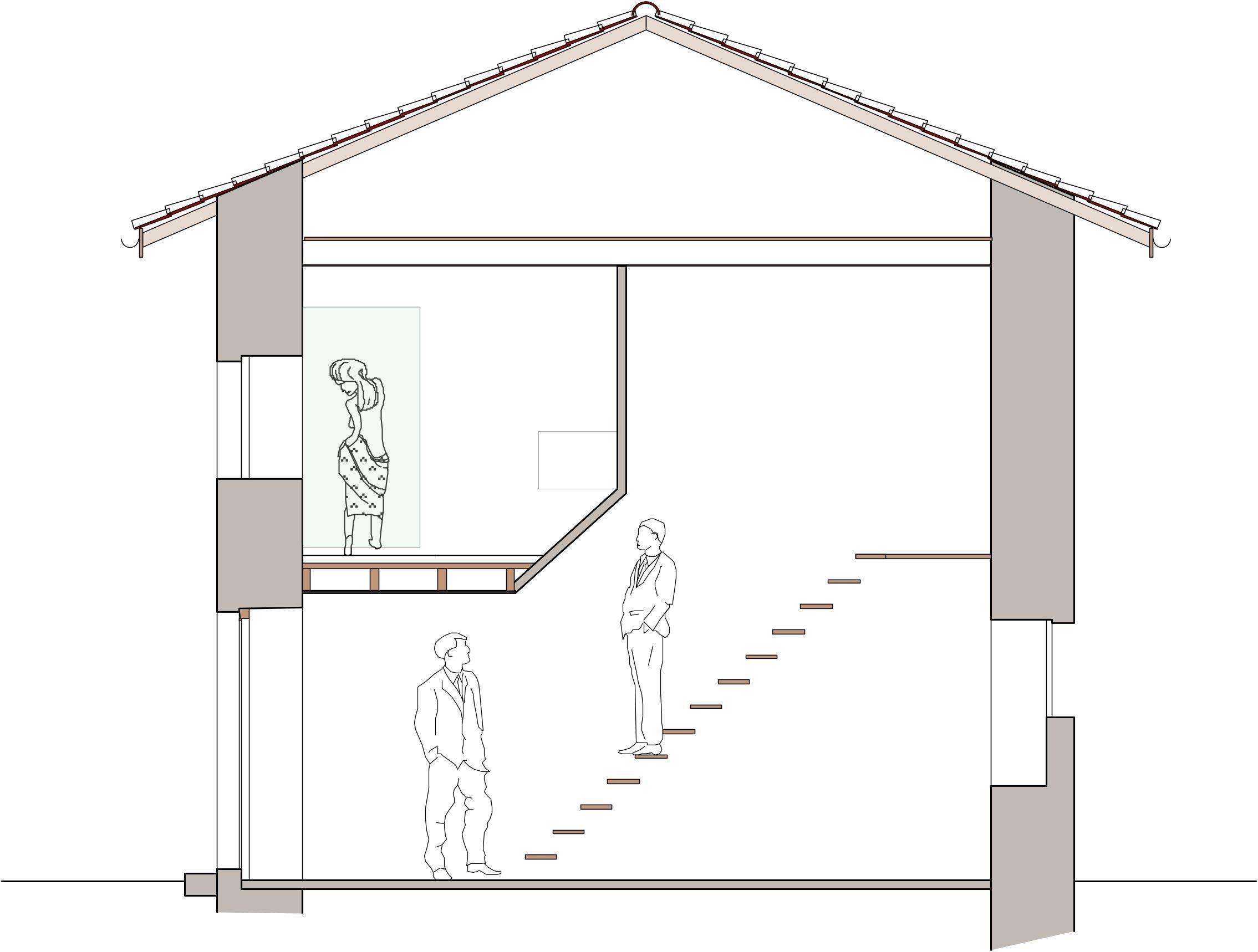 Largeur D Une Marche D Escalier conception et réalisation d'un escalier