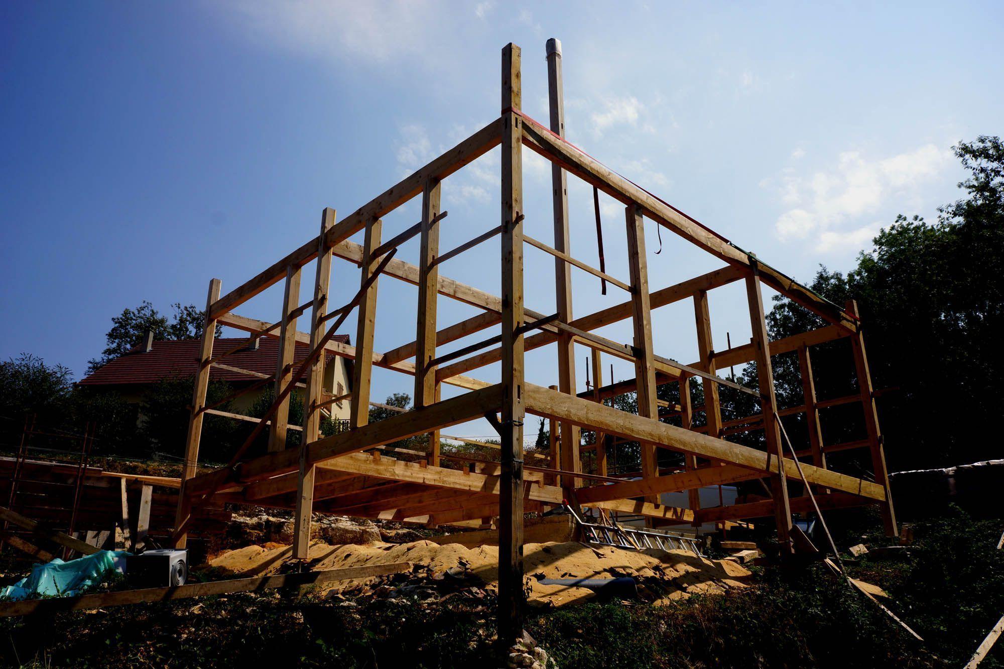 Maison Japonaise Traditionnelle Construire un peu de japon dans le jura : présentation des valeurs du