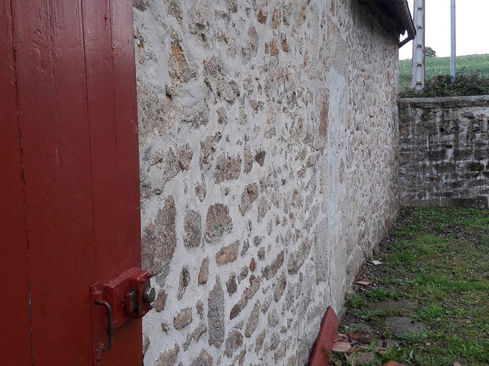 Ancienne maison humidit remont e capillaire - Cause humidite maison ...